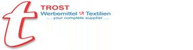 TROST - Werbemittel + Textilien